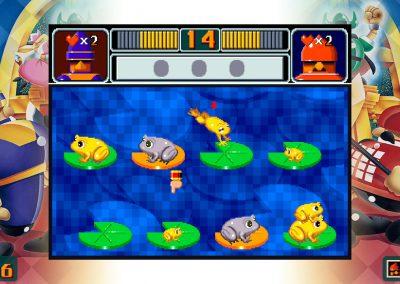 Ichidant-R - Gameplay screen 2