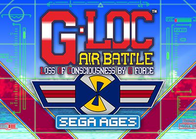 G-LOC: Air Battle