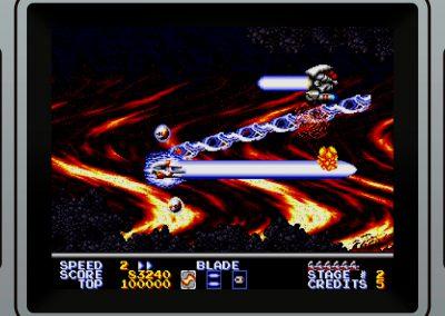 Thunder Force AC - RYNEX Thunder Sword